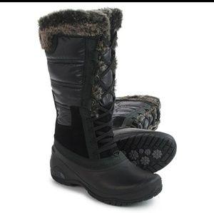 The North Face Shellista II Tall Fur Boot